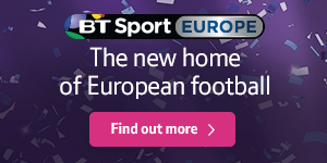 BT Sport Europe – the new home of European football